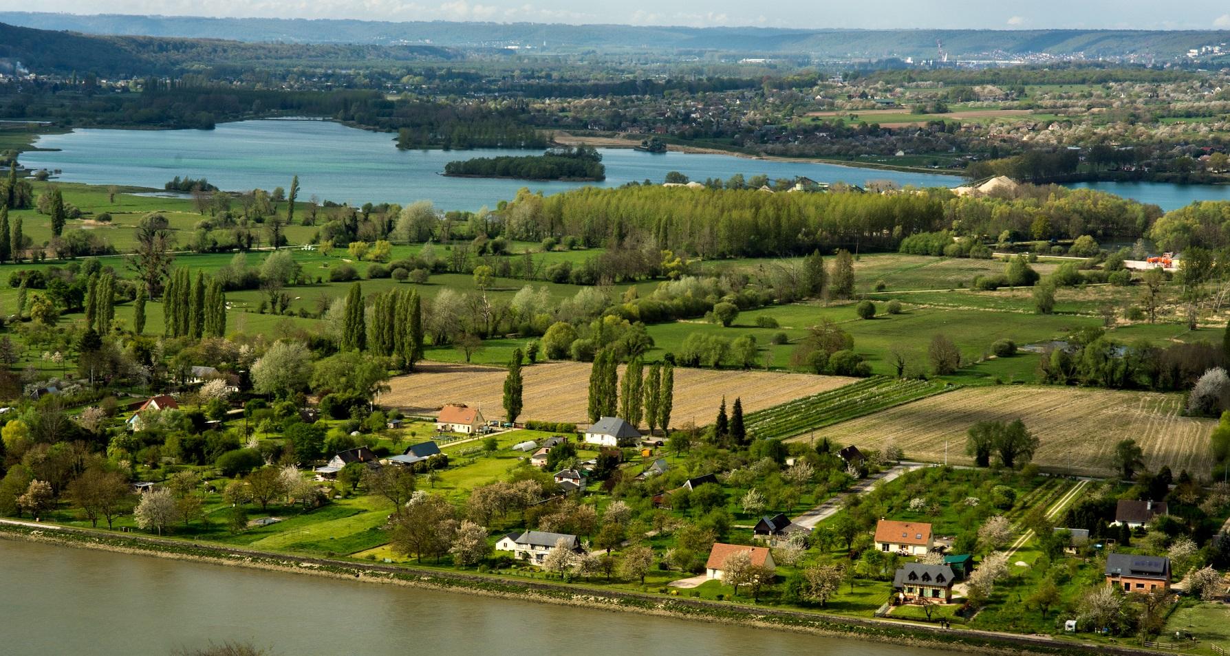 Les boucles de la Seine